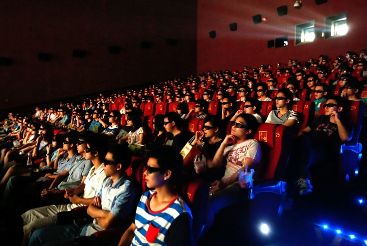 """Transformers - Age Of Extinction"" Hot Showing In China"