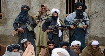 Integrantes do Talibã. Foto: Sputnik/AP Photo.