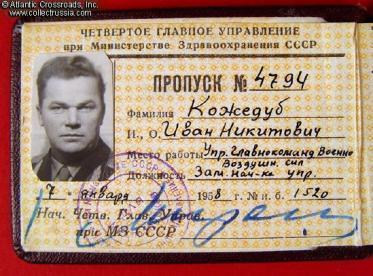 Identidade Ivan Kozhedub Crédito: www.planetfigure.com