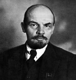 Autor da Declaração de Paz e um dos maiores líderes e teóricos socialistas. Crédito: Central Victory Wiki.