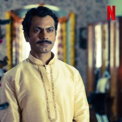O ator Nawazuddin Siddiqui interpreta o gângster Ganesh Gaitonde.