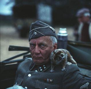 Viktor Lorents interpreta um general nazista.