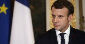 O atual presidente da França Emmanuel Macron. Crédito: france24.com