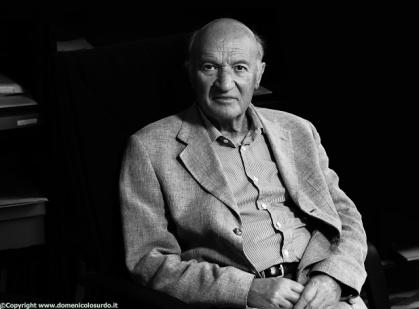 O filósofo e historiador italiano Domenico Losurdo. Crédito: contropiano.org.
