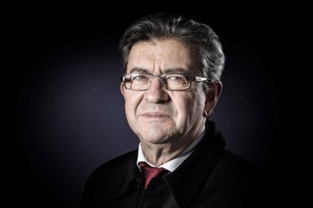 Jean-Luc Mèlenchon do Partido Socialista Francês. Crédito: Blog de Canhota.