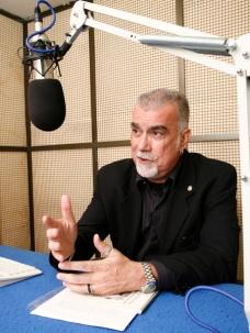 O historiador e professo da UFRJ Francisco Carlos Teixeira da Silva Crédito: jornal.uem.br.