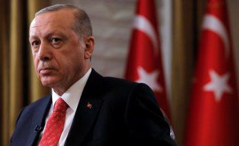 Presidente da Turquia Recep Tayyip Erdoğan. Crédito: PBS.