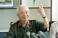 Vo Nguyen Giap. Crédito: US News & World Report.