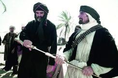 Sean Connery (E) e Luis Barboo (D). Crédito: IMDb.