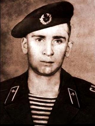 Herói da União Soviética Andrei Melnikov. Crédito: http://csef.ru