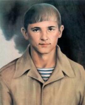 Herói da União Soviética Viatcheslav Aleksandrovitch Aleksandrov. Crédito: http://csef.ru