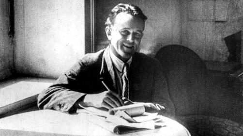 John Reed em Moscou, 1920. Crédito: Russia Beyond.