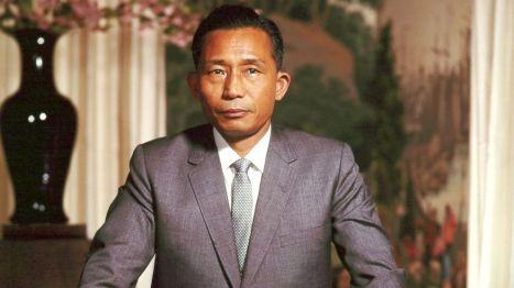 O ex-ditador Park Chung-hee. Crédito: ABC News.
