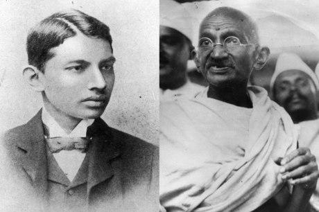 Mahatma Gandhi. Crédito: News18.com