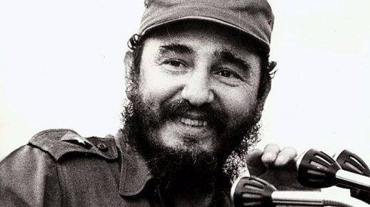 Fidel Castro. Crédito: BBC.