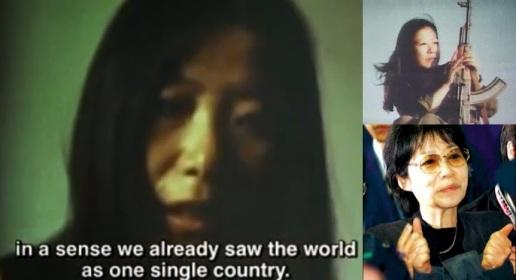 """Shigenobu: """"de um forma víamos o mundo como um único país"""". Crédito: à bas le ciel"""