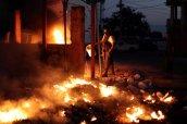 Protestos Haiti 2019. Crédito: Ivan Alvarado Reuters/ El País Brasil