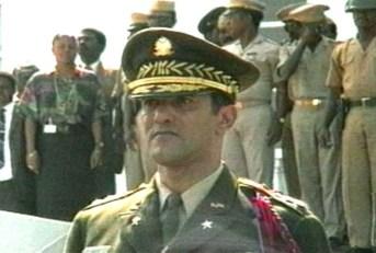 General Raoul Cedras. Crédito: Teledyol.net