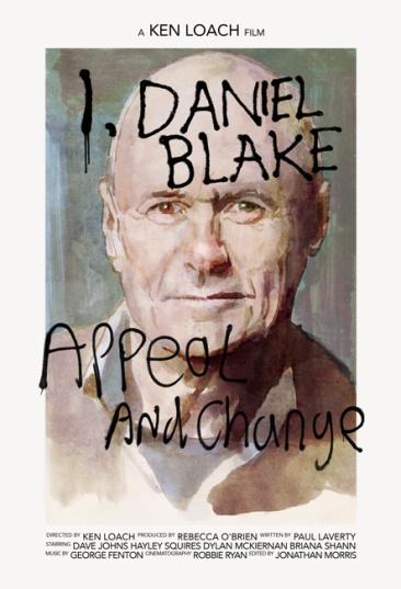 """""""Eu, Daniel Blake"""" - """"Apelo e Mudança"""". Crédito: IMDb."""
