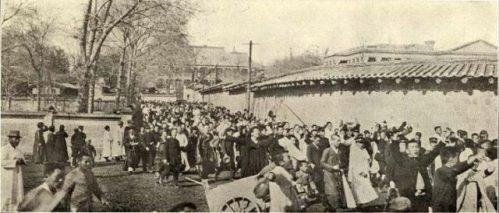 O Movimento 1° de Março foi um dos eventos históricos a dar início o processo de luta pela independência da Coreia. Crédito: KPopHistorian