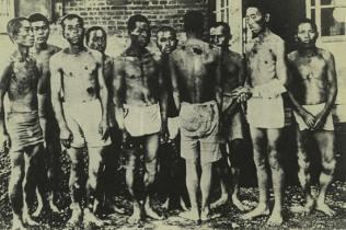 Muitos coreanos foram destinados ao trabalho escravo pelo governo imperial japonês. Crédito: 21cir.com