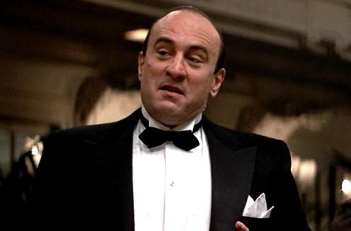 """Robert De Niro é Al Capone em """"Os Intocáveis"""" (1987), de Brian De Palma. Crédito: Vitamina Nerd."""