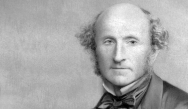 John Stuart Mill. Crédito: Instituto Liberal.
