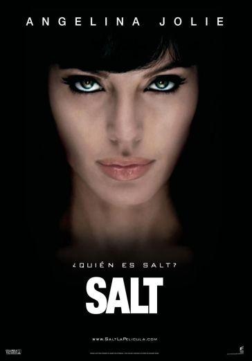 Poster do filme Salt. Crédito: Pinterest Ferdi Susler.