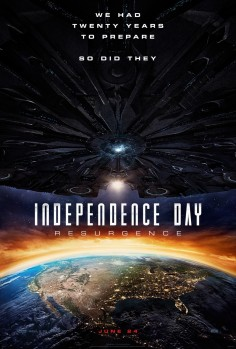 Poster do filme Independence Day. Crédito: IMDb.