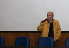 Ricardo Cota, curador da Cinemateca do MAM. Credito: Mariana S. Brites/Revista Intertelas.