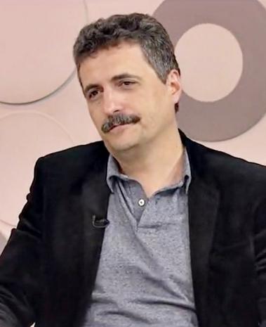 Cineasta Kleber Mendonça. Crédito: TV Brasil.