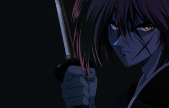 O personagem lendário Rurouni Kenshin. Crédito: https://br.ign.com