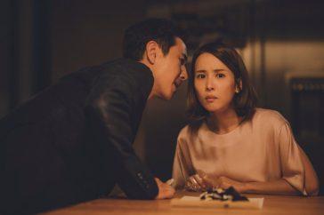 Lee Sun Kyun e Cho Yeo Jeong vivem o casal da rica família Park. Crédito: IMDb.