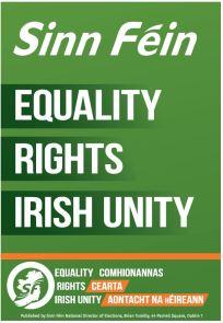 Crédito: Sinn Féin .