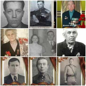 Combatentes da ex-União Soviética. Crédito: Arquivo Pessoal via Organização dos Jovens Compatriotas Russos no Brasil.
